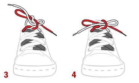 Cách buộc dây giày đá bóng không bị tuột 2