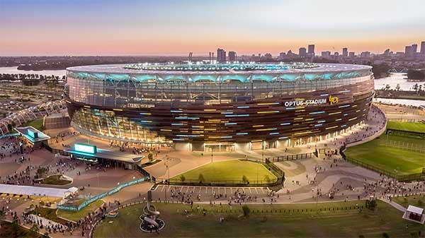 Sân bóng đáđẹp nhất thế giới