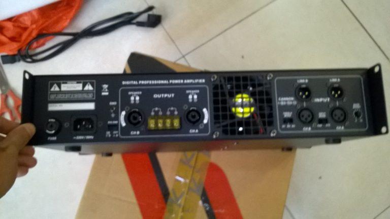 Cục đẩy công suất KP 500i 1