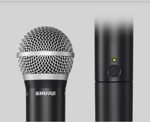 micro không dây cầm tay Shure BLX24RA/ SM58 1