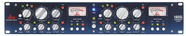 Máy nén âm thanh 160SL