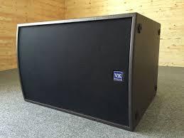 Loa Subwoofer V.K Acoustic VK 118