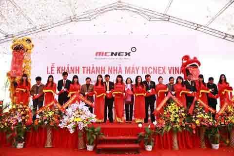 Dự án âm thanh nhà máy MCNEX - Thành Phố Ninh Bình