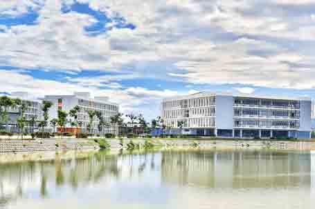 Dự án Chuông báo giờ không dây trường Đại học Chính Trị Cơ sở Láng Hòa Lạc