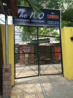 Dự án loa giả đá sân vườn khu nghỉ dưỡng Tây Hồ- Hà Nội 1