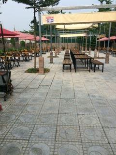 Dự án loa giả đá sân vườn khu nghỉ dưỡng Tây Hồ- Hà Nội 3