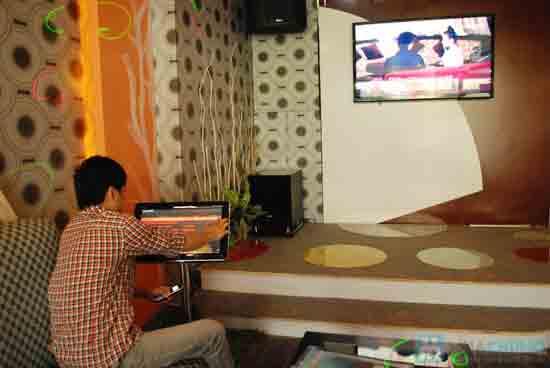Dựa án âm thanh khách sạn Somerset Hòa Bình - Hoàng Quốc Việt 1