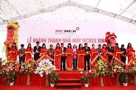Nhà máy MCNEX T.P Ninh Bình - Tỉnh Ninh Bình