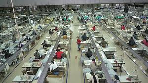 Nhà máy Youngone chi nhánh Hưng Yên.