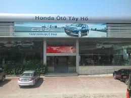 Showroom Honda Tây Hồ - 197A Nghi Tàm - Tây Hồ - Hà Nội