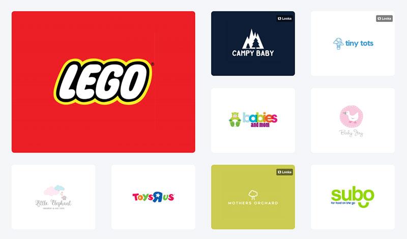 100+ mẫu logo shop đồ trẻ em đáng yêu nhất