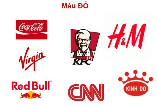 Ý nghĩa màu sắc trong thiết kế logo 1