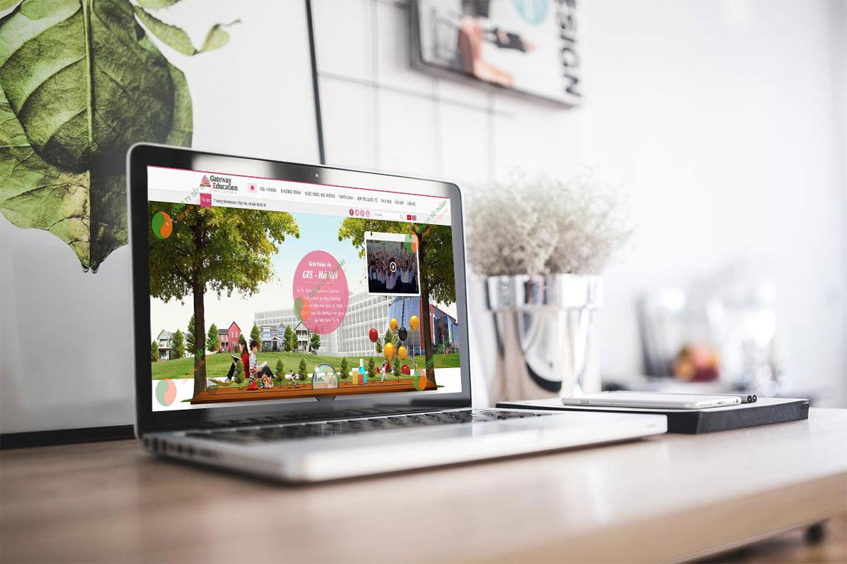 Thiết kế website trường học Chuyên Nghiệp Hàng Đầu Việt Nam